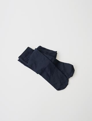 navy soft stocking