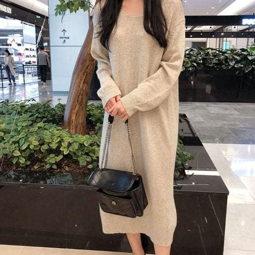 Planning special price / Sunday- knit dress