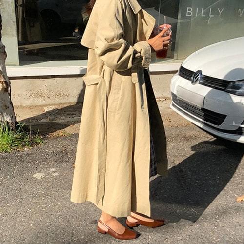 Self-produced / Hautmont-trench coat