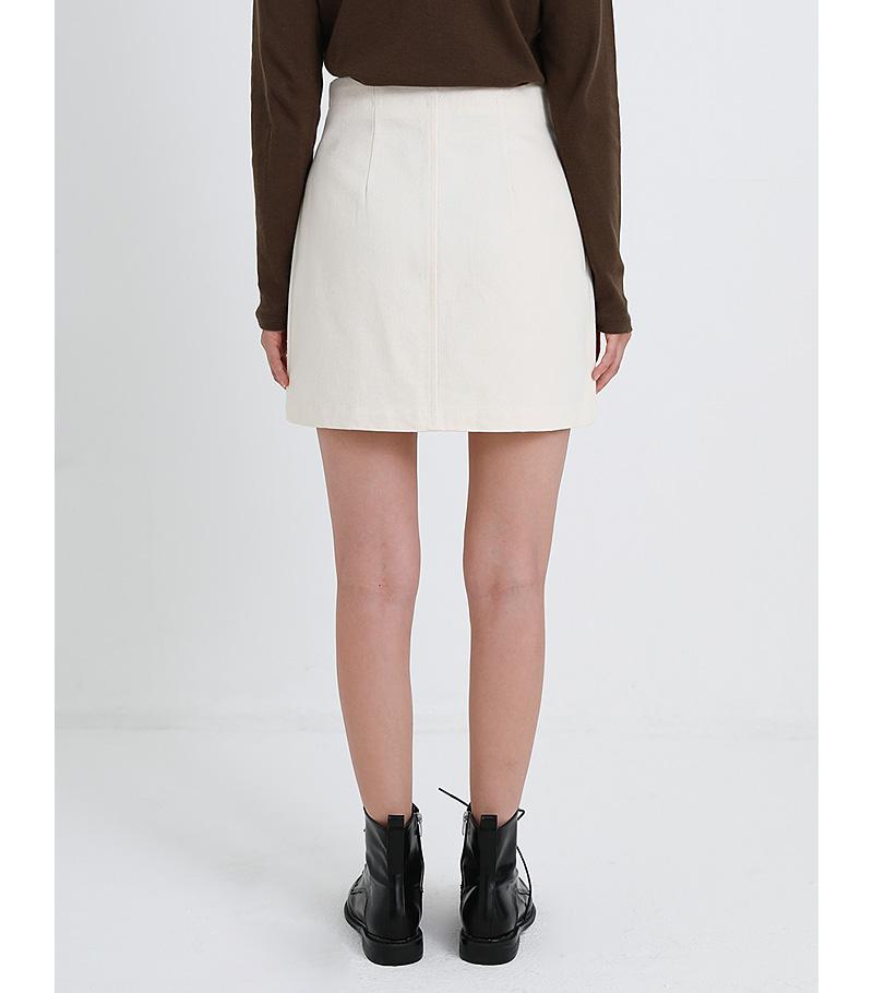 meet cargo mini skirt (2colors)