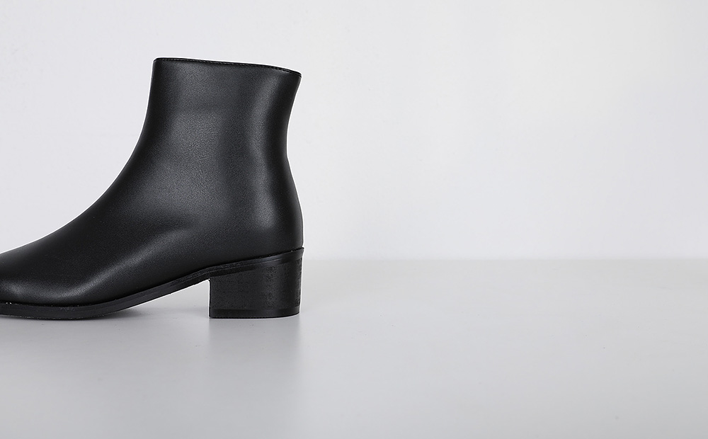 common line ankle boots (3colors)