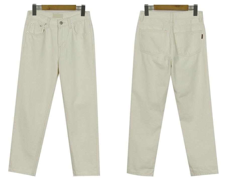 Sometime slim cotton pants_K (size : S,M,L)
