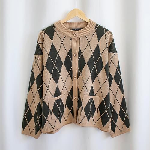 Joan of Argyle knit cardigan