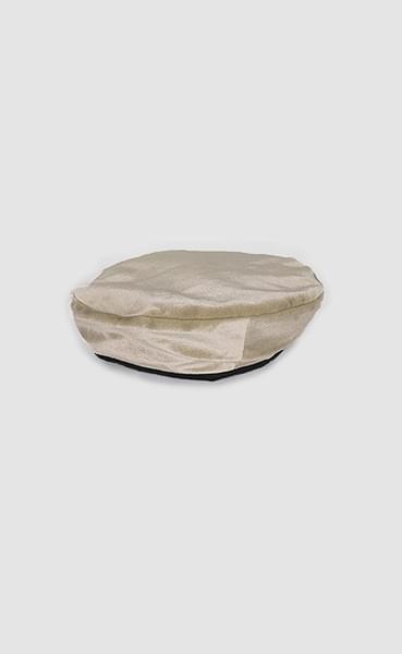 velvet silk beret (6colors)