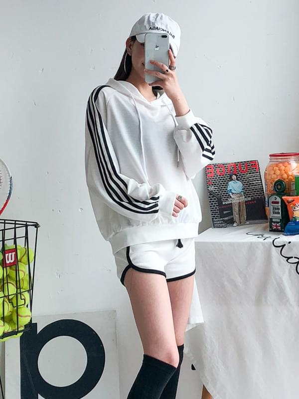 Running sporty hoodie one-to-one