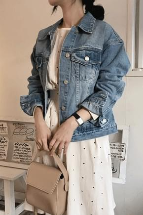 Bly Denim Jacket - Limited Edition! 9/19 Final quantity receipt
