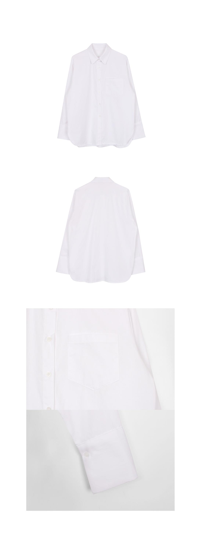 Pocket cuffs shirt