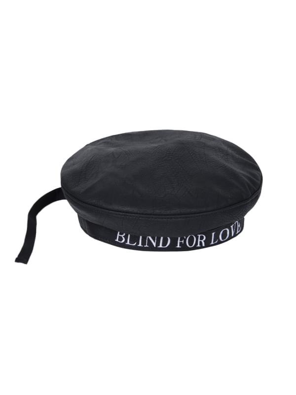 blind for love beret