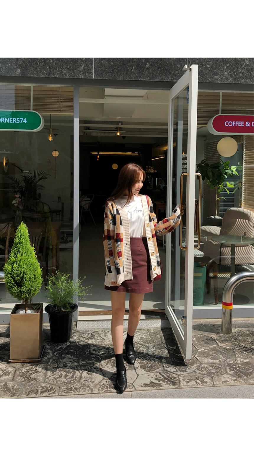 Ponzu cherry skirt