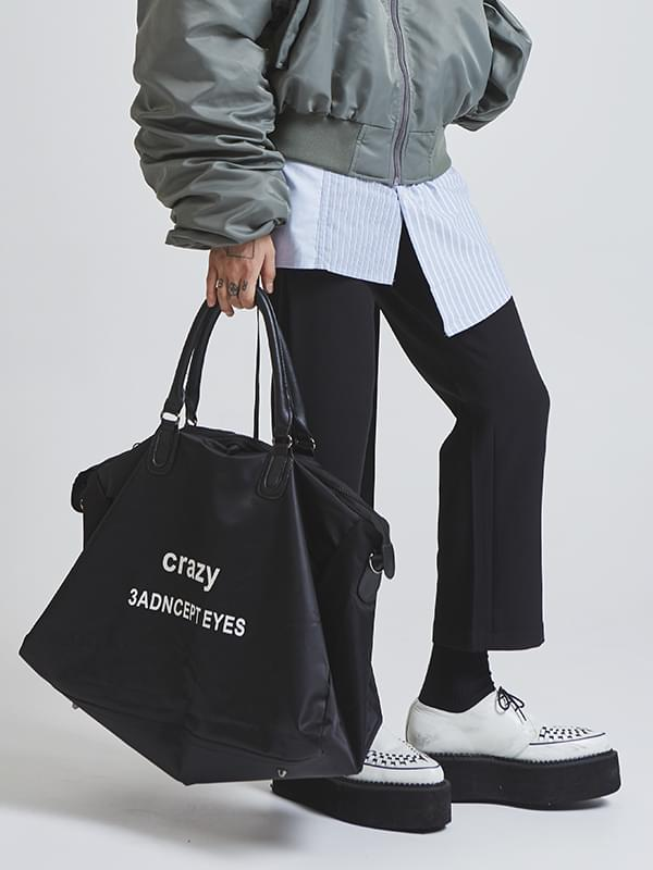 crazy boston bag (2 color)