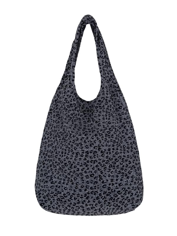 pearl leopard bag (2 color)