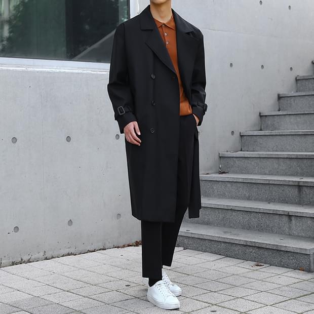 Gavin trench coat