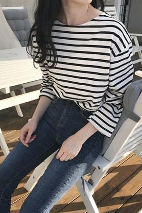 Daily Striped T-shirt