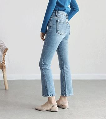 Zero boots cut pants