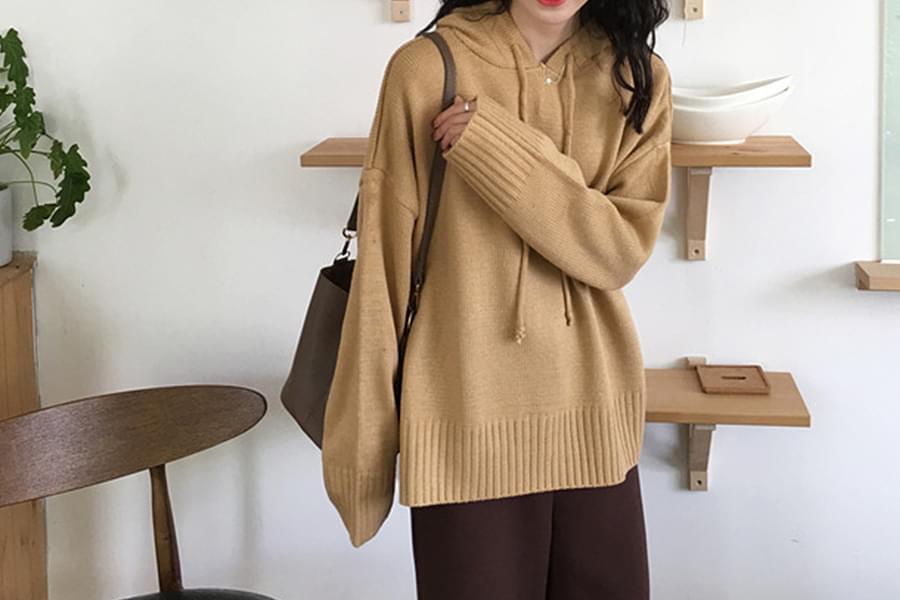 Birkin knit hood
