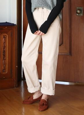 Complementary Cotton Pants