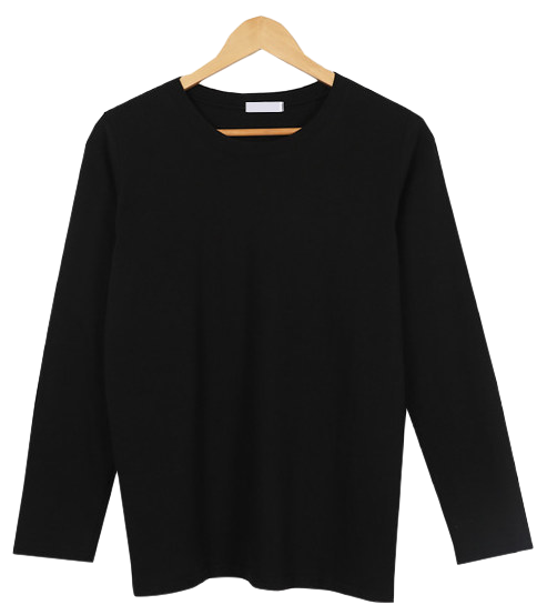 Moby basic round tee