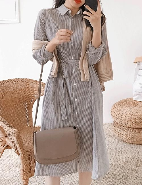 Macy ST Shirt Dress