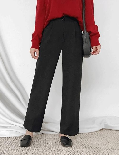 Carban Bending Wide Pants