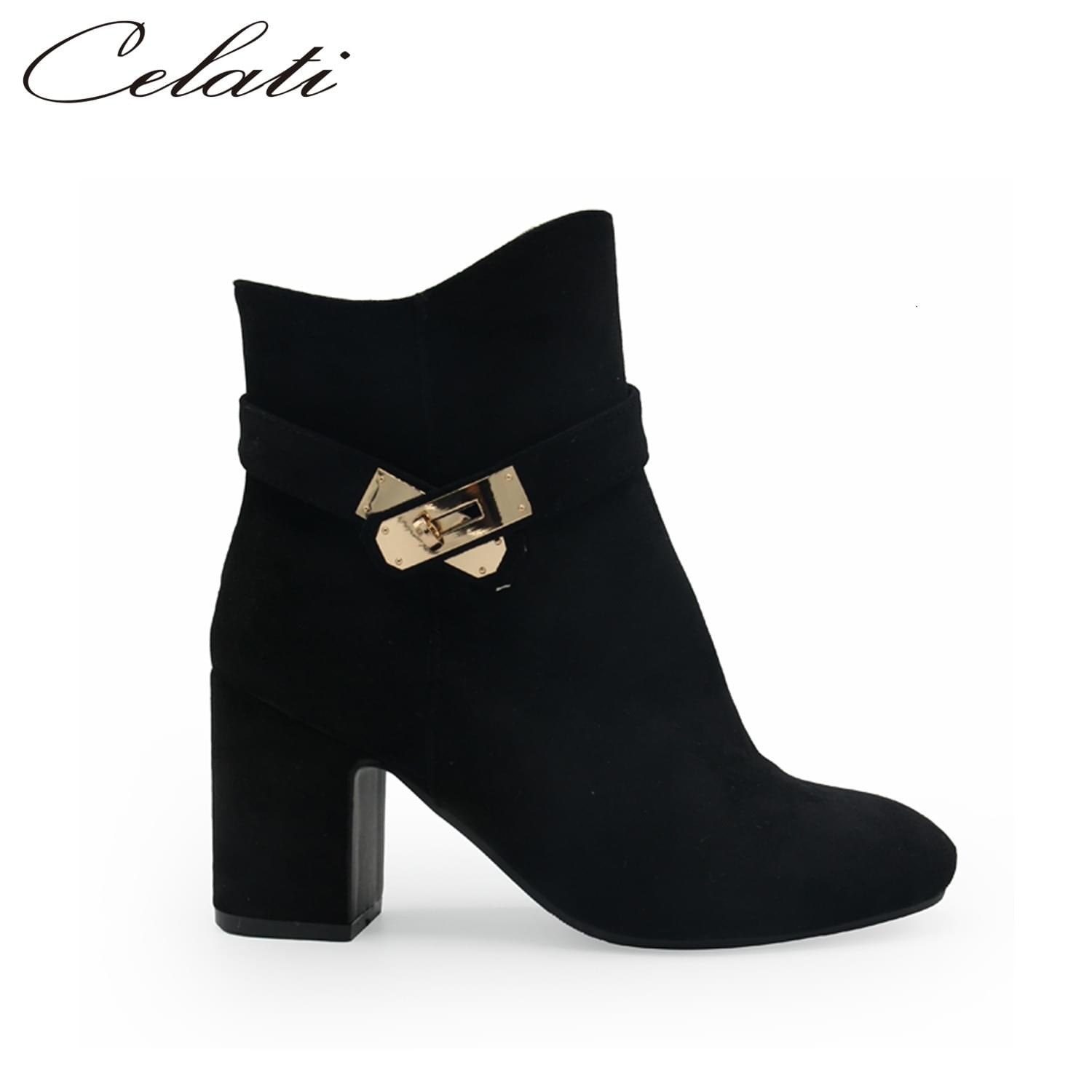 Melanie Ankle Boots G534