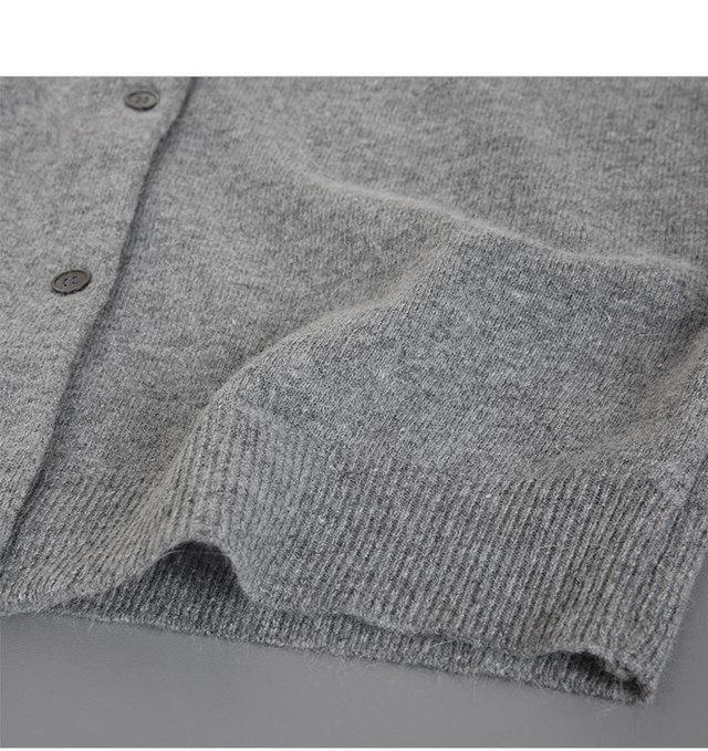 Parisien.TREE-Wool Cardigan