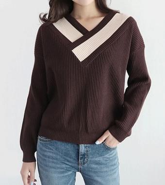 Koi color knit