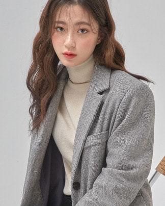 original herringbone wool jacket