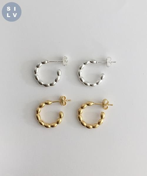 (silver925) month earring