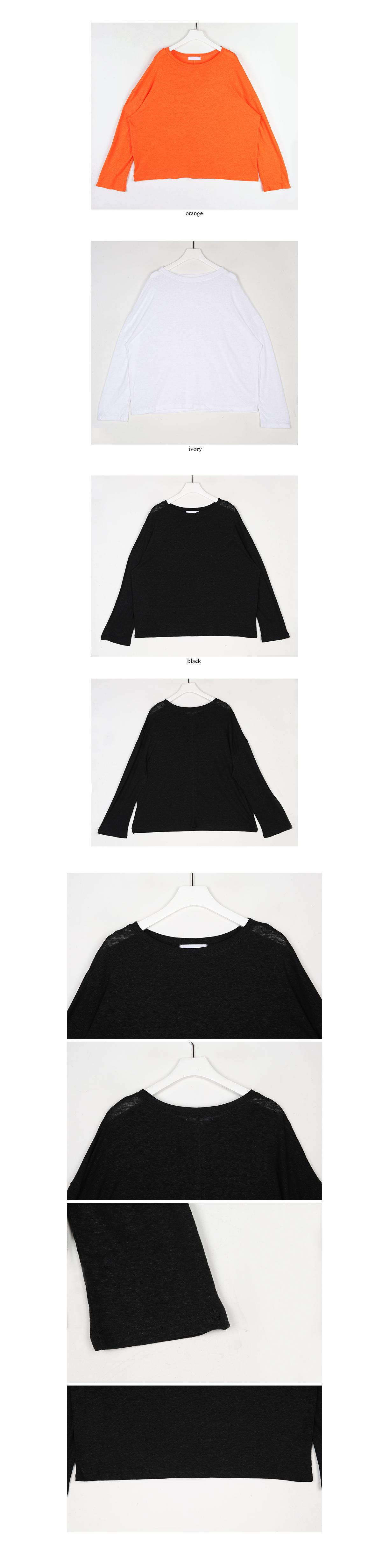 summer t-shirt (3colors)