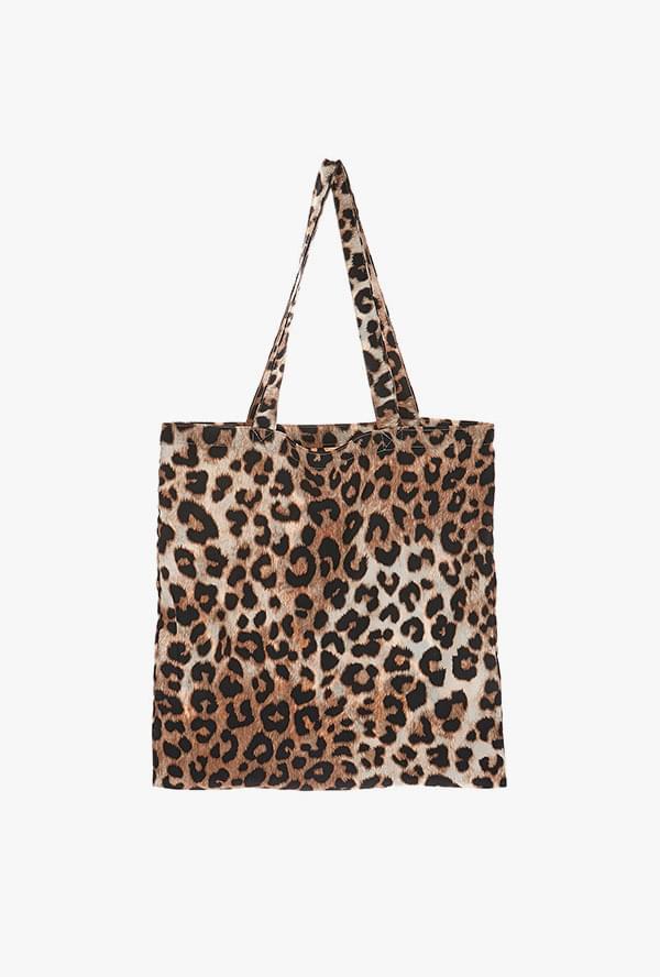 Cheetah Hopi Eco Bag