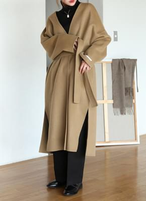 Handmade robe long coat