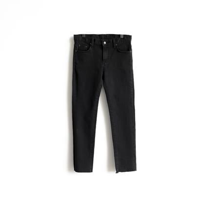 Lily Straight Black Jean