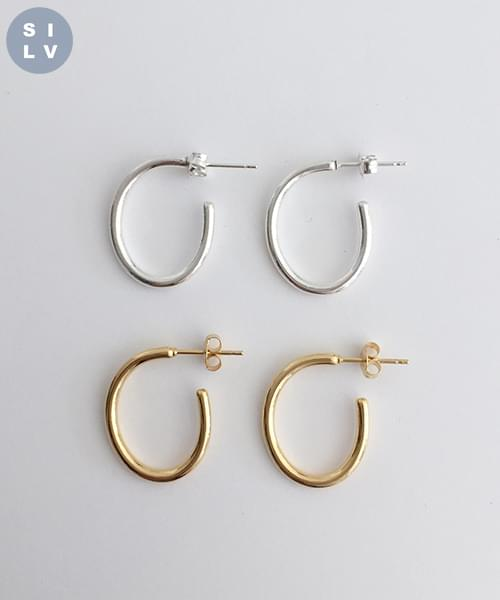 (silver925) vogue earring