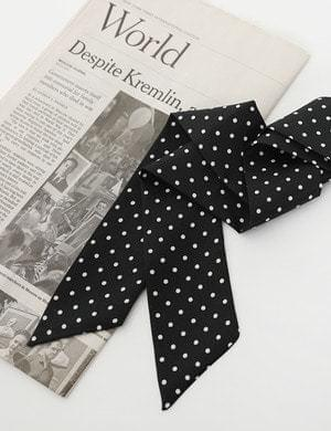 Dotted Petit Scarf