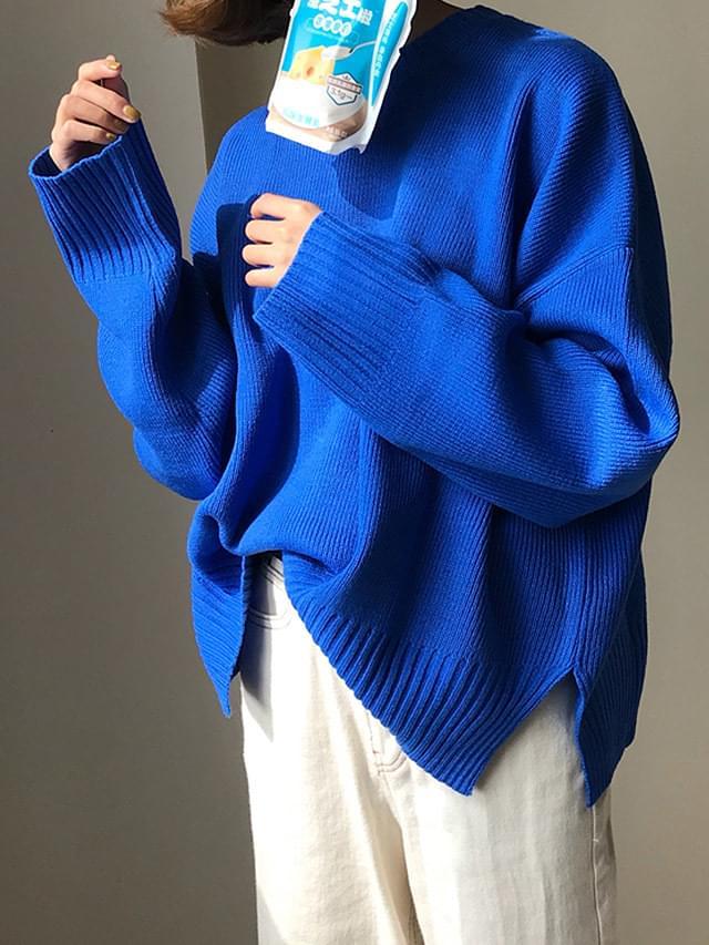 Daily pick knit