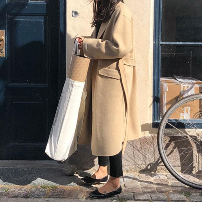 MMMM / Maximal-handmade coat