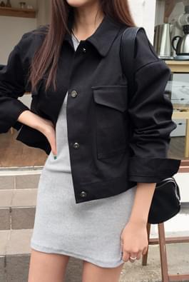 Overcrop jacket