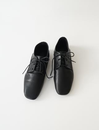 slim square toe loafer (2type)