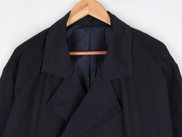 Vintage Belt Trench Coat