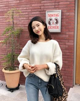 Cotton twill knit
