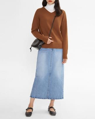 star lambswool knit
