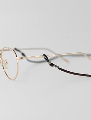 vintage suede eyewear cords