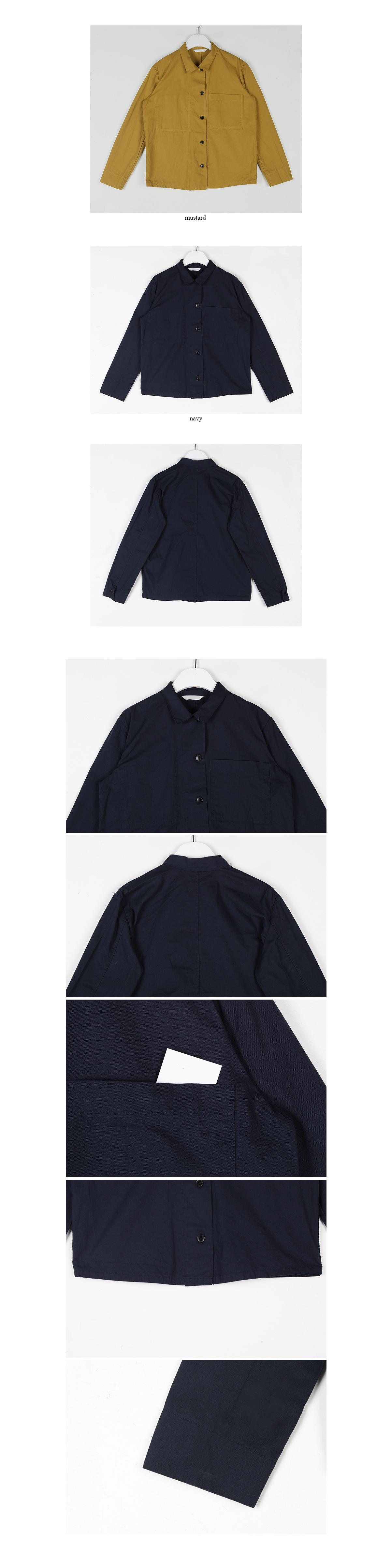 margaret cotton shirt (2colors)