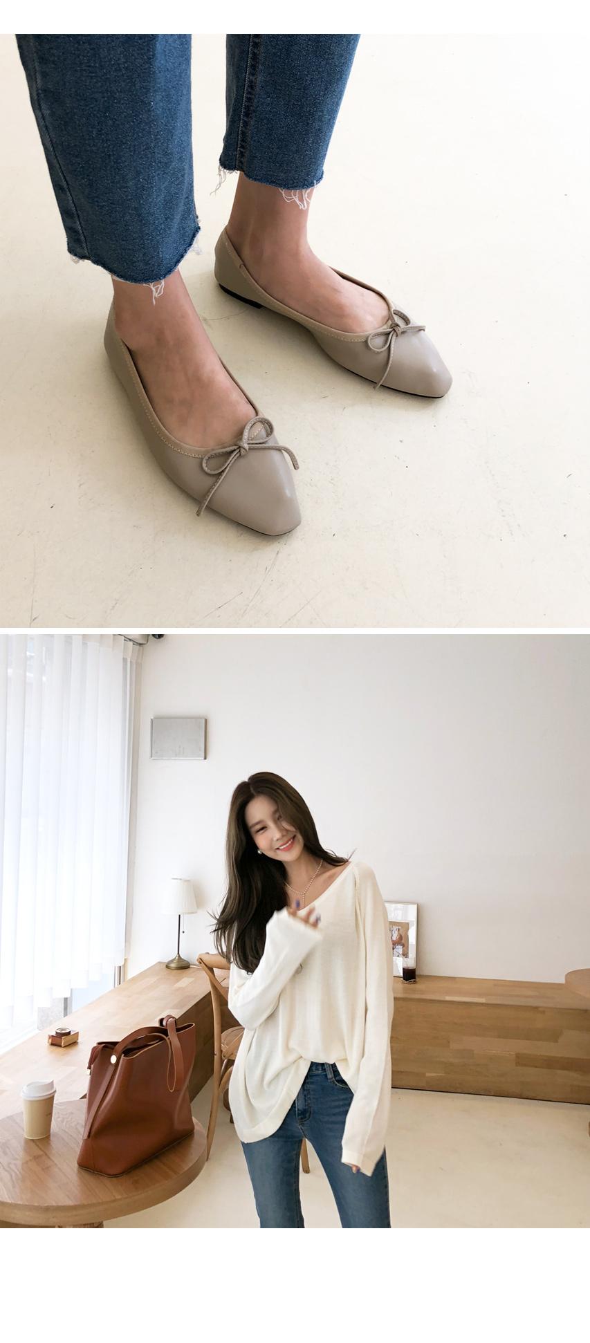 Shy mood shoes