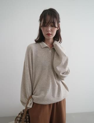 standard wool blend knit (3colors)