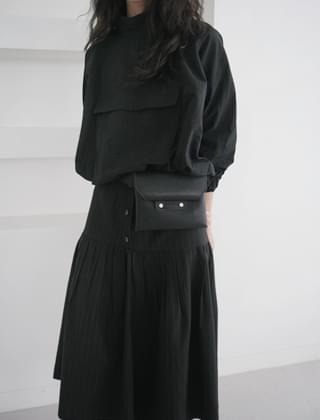 unique belt mini bag