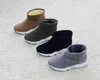 Rest Basic Brushed Boots