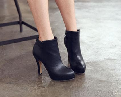 Ragutsu giraffe Ankle boots