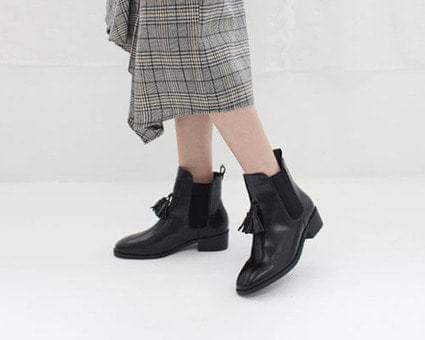Mir-en-tesla Chelsea boots