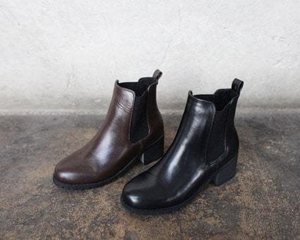 Mundie Basic Chelsea Boots